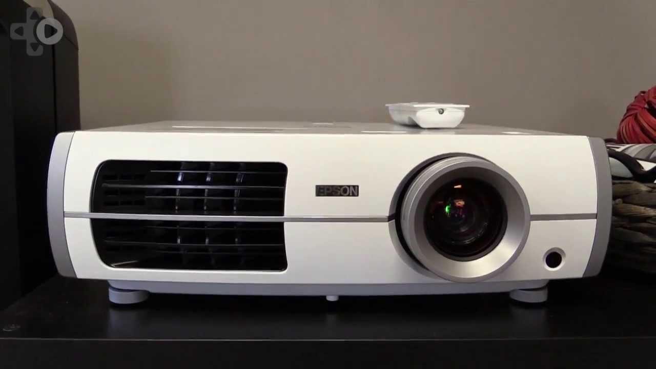 Epson Power Lite Home Cinema 8350