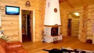 Дизайн деревянного дома внутри,- фото.(«Как избежать обмана при ремонте квартир». Получите мини-курс бесплатно,- http://remontbezobmana.ru/minikurs/ . Дизайн дере..., 2014-07-02T07:26:16.000Z)