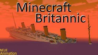 Minecraft Britannic ANIMATION
