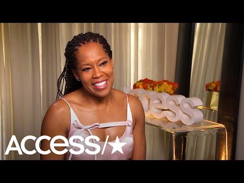 Regina King Laughs About The Regina Hall Award Season Mix-Up | Access