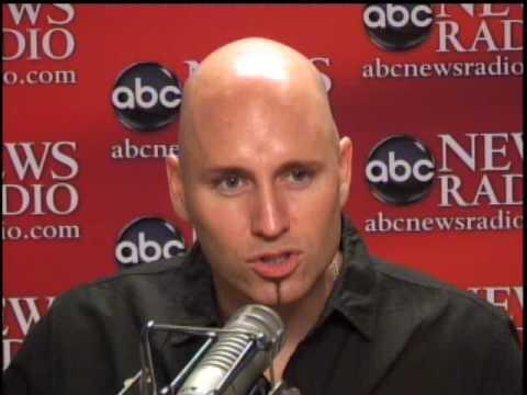 ABC News Radio Interviews Matt Scannell of Vertical Horizon Pt I