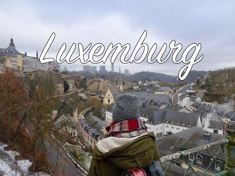 Stedentrip naar Luxemburg
