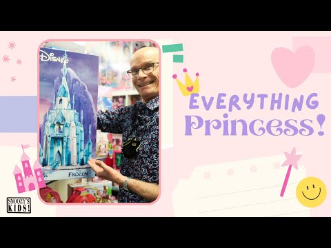 A Collection Perfect for A Princess!