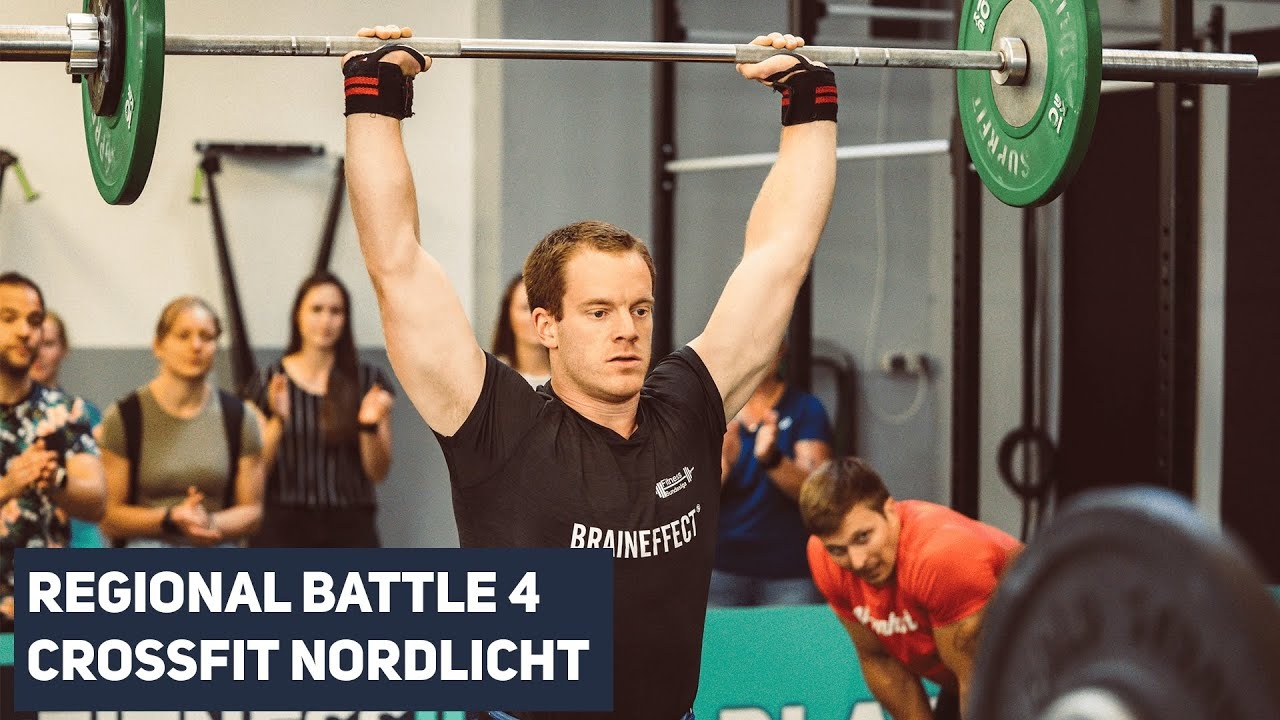 REGION BATTLE 4 - CrossFit Nordlicht