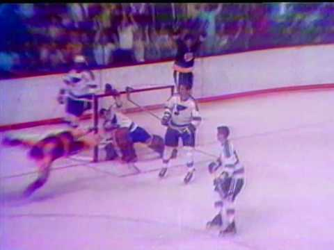 Fred Cusick's original call of Bobby Orr's goal 5/10/1970