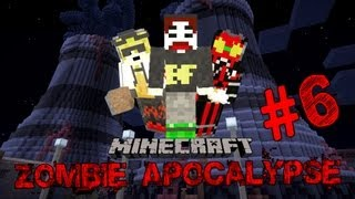 Sweet Plays Minecraft ► Zombie Apocalypse Last Mission #6 [Malay]