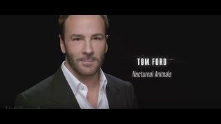 Том Форд: «На меня повлиял