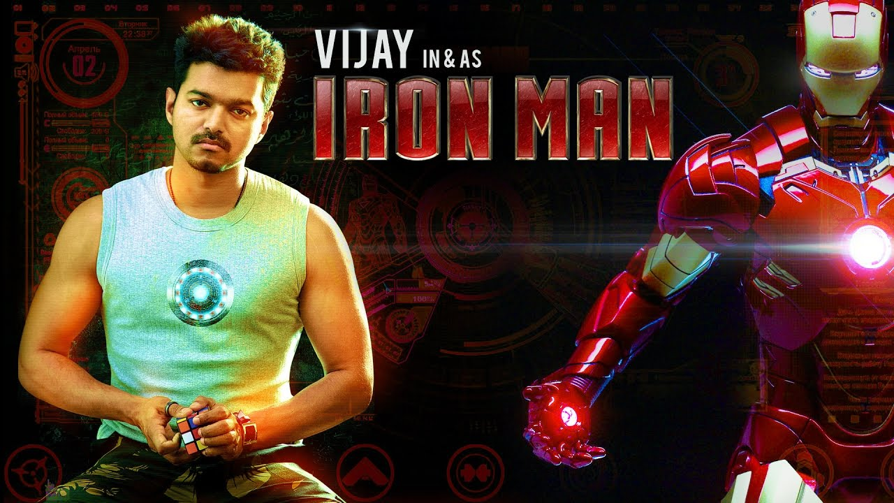 Iron Man By Ilayathalapathy Vijay South Indianised Trailer Put Chutney