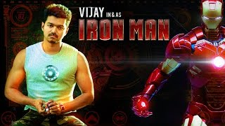 Iron Man by Ilayathalapathy Vijay - South Indianised Trailer | Put Chutney