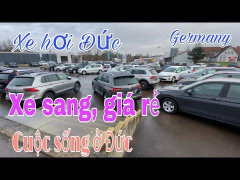 Giá xe ở Đức, dòng xe cao cấp đã qua sử dụng | Thôn quê nước Đức | Nước Đức | cuộc sống ở Đức