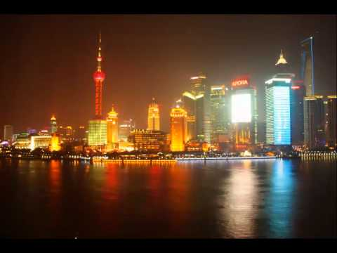 Shanghai Pudong, Day-to-Night Time Lapse