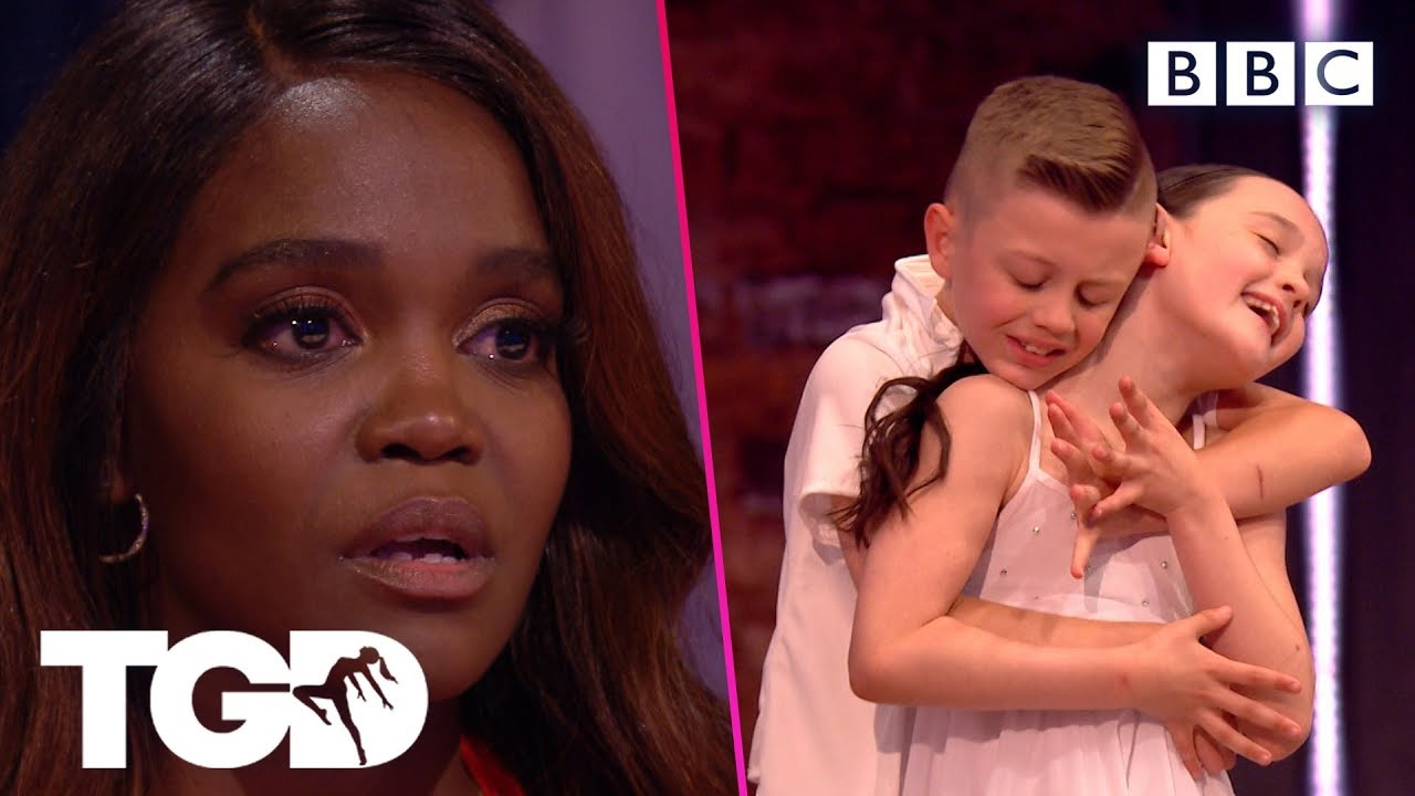 Download Lily and Joseph bring the Dance Captains to tears | The Greatest Dancer | Auditions Week 1