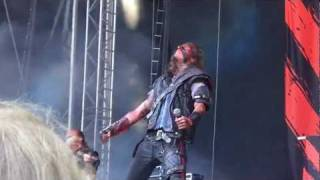 Turisas - Stand Up And Fight - LIVE