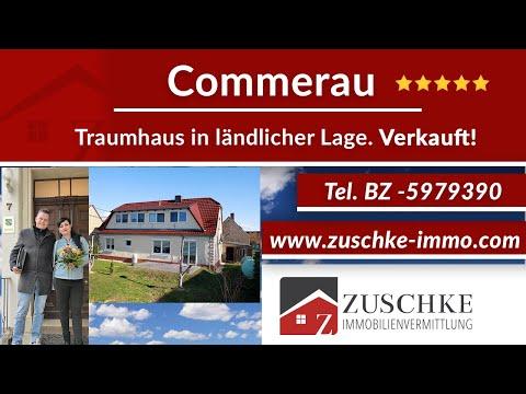"""""""Großartig"""" verkauft! Einfamilienhaus in Commerau"""