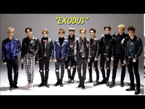 EXO - EXODUS (Instrumental Ver.)