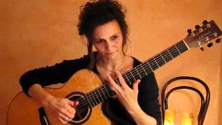 Francisco Tárrega - Estudio in E-minor - performed by ManuEla