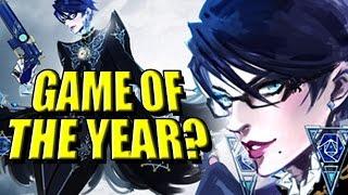 BAYONETTA 2: Game Of The Year?