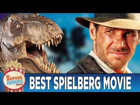 What's the Best Spielberg Movie?
