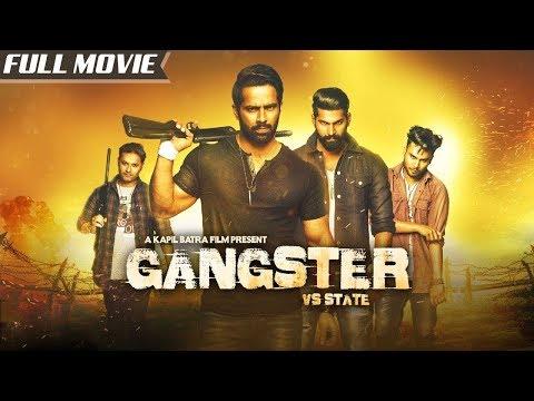 Gangster Vs State | Full Movie | Mantej Maan, Sunakshi Sharma | Latest Punjabi Movies | Yellow Music