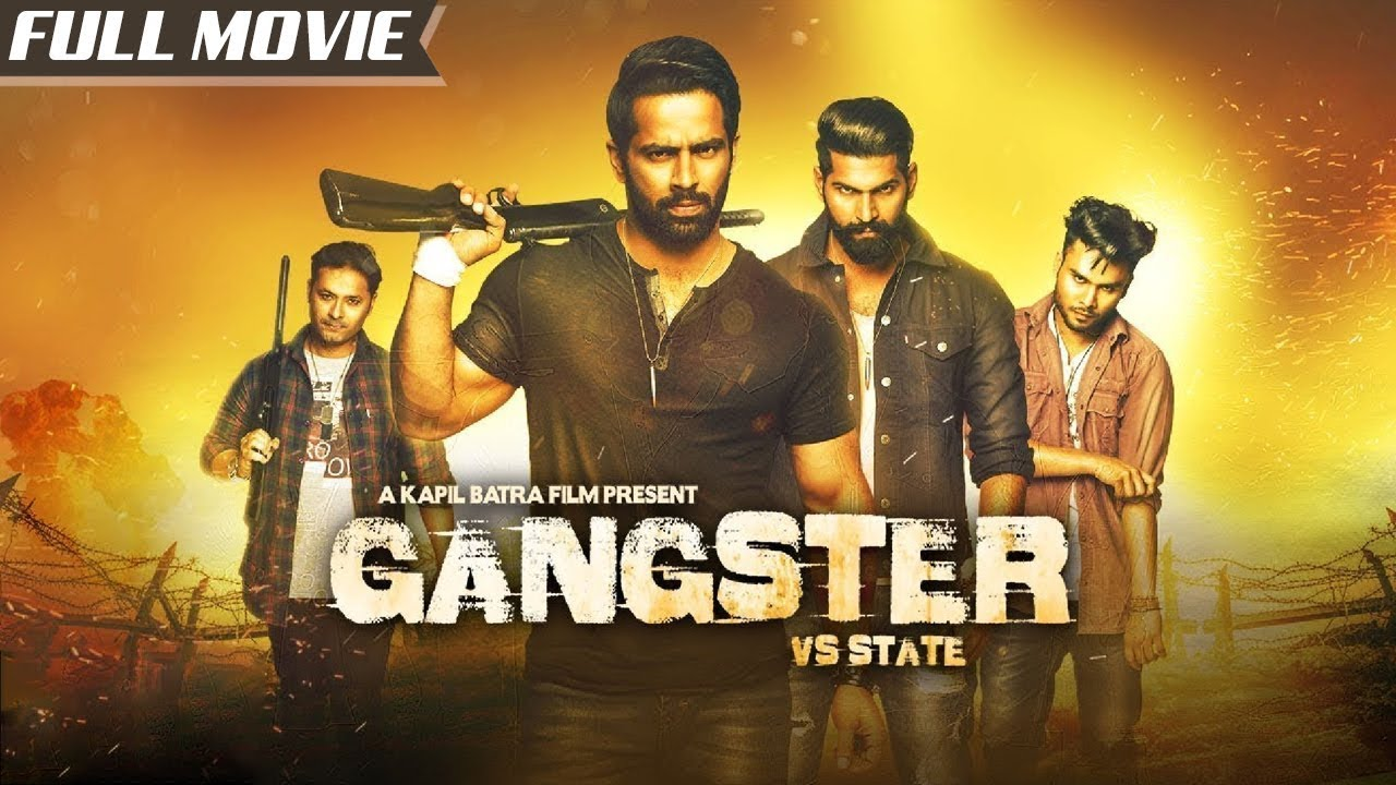 Gangster Vs State | Full Movie | Mantej Maan, Sunakshi Sharma | Latest Punjabi Movies | Yellow Music