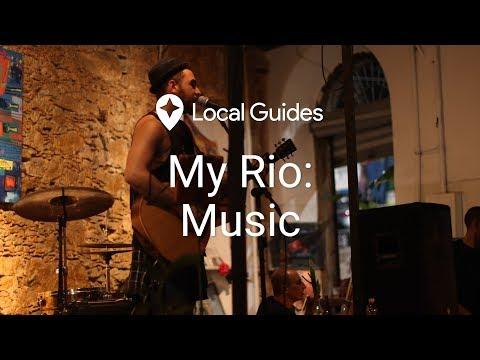 Where to Listen to Live Music in Rio De Janeiro - My Rio, Ep. 6