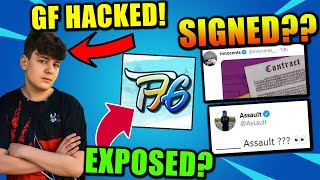 Clix's GF Hacker Tries to EXPOSE? I got into a HUGE Twitter war.. Innocents & Assault SIGNED!