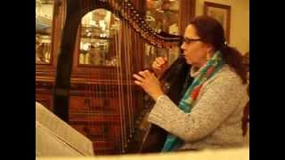 Scottish Farewell - Harp