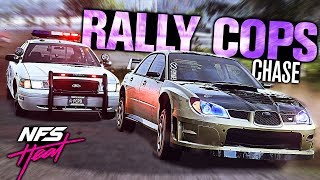 Need for Speed Heat - Can HEAT 5 Cops OFF-ROAD?