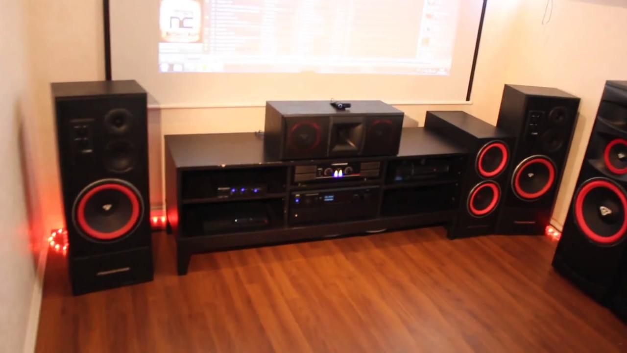 Cerwin-Vega CXA-10 Black