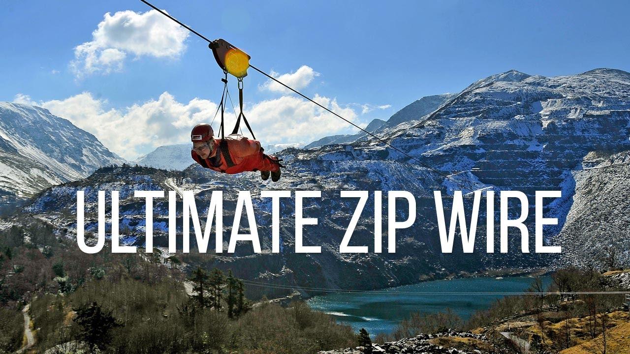 Llangollen Ultimate Zip Wire Stag party   StagWeb - YouTube