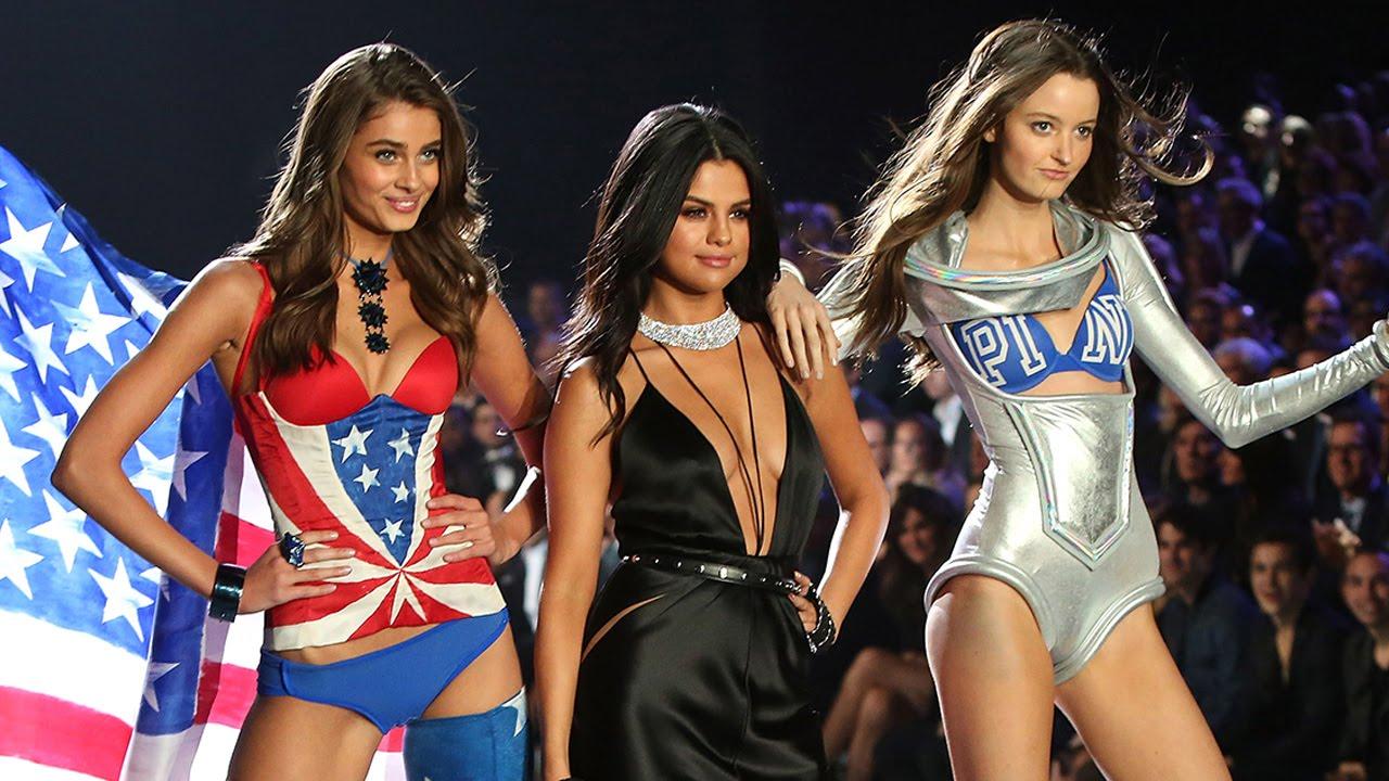 fa7c72713bad3 Selena Gomez's HOT Victoria's Secret Fashion Show Performance 2015
