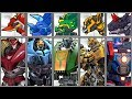 Dino Robot Corps + Transformers Fight | Show Me Games 1080 HD