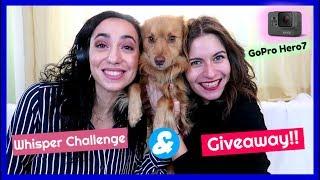 Whisper Challenge με τη Δέσποινα & ΤΕΛΕΙΟ GIVEAWAY    Dodo