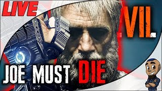 Resident Evil 7 DLC End of Zoe — JOE MUST DIE MODE BEATEN | RE7 Gameplay Walkthrough Playthrough
