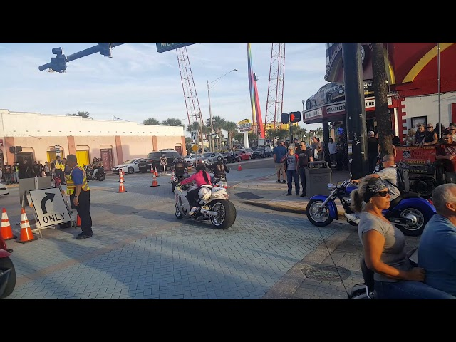 2019 Bike Week Daytona