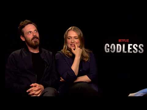 Scoot McNairy & Merritt Wever First Reactions On Netflix's GODLESS