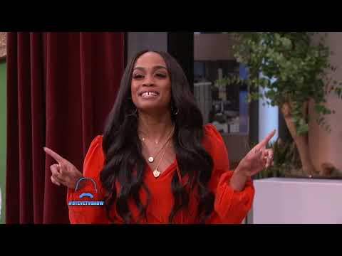 The Best Valentine's Day Gift Guide with Rachel Lindsay || STEVE HARVEY