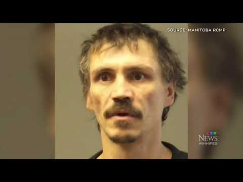 Manitoba manhunt:  RCMP searching for homicide suspect who's considered armed and dangerous