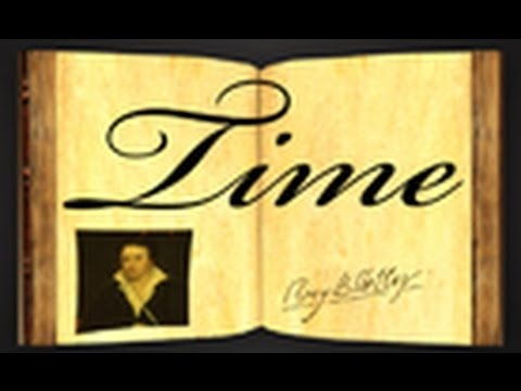 Time by Percy Bysshe Shelley - Poetry Reading