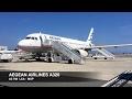 TRIP REPORT | Aegean Airlines A320 | Larnaca ✈ Milan MXP | Economy Class
