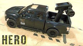 "I ASSEMBLE the ARTR RC4WD Desert Runner 4x4 ""HERO"" Truck - Looks like a Ford Raptor | RC ADVENTURES"