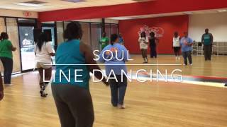 Soul Line Dancing @ BE! Creative Arts Center