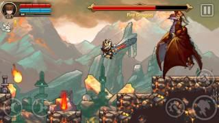The East New World - Fire Purgatory Boss Fire Dragon