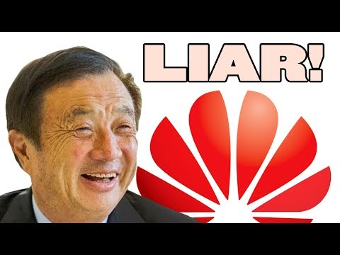 Huawei CEO Is a Lying Liar  China Uncensored