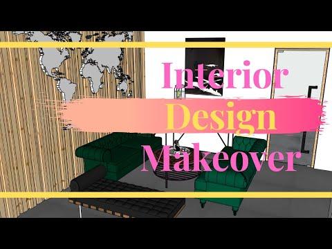 Office Makeover || Interior Design Walk Along  || Lahore, Pakistan (PART 1)