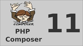 Php Composer Tutorial - 11 Common composer commands   part 8   composer create project