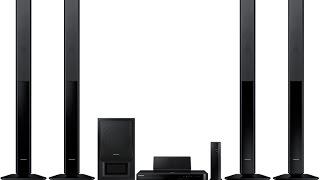 Samsung Blu ray Home Theater HT H7750WM Features Review