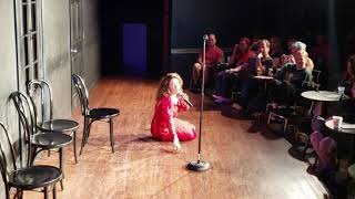 """Trudy Carmichael Presents the Improvised One-Woman Show: """"Life After Death"""""""
