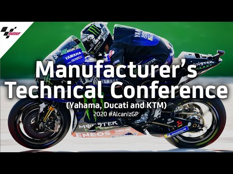 live-📡-manufacturers-technical-conference-at-the-#alcanizgp-🎙️