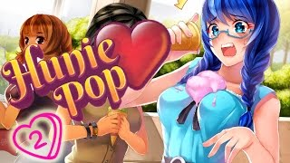 ♡Hunie POP♡ Part 2►MY FIRST DATE WITH A GIRL! Kitty Kat Gaming!